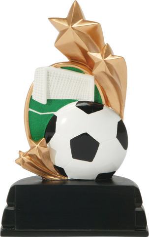 Soccer Star Resin Series P