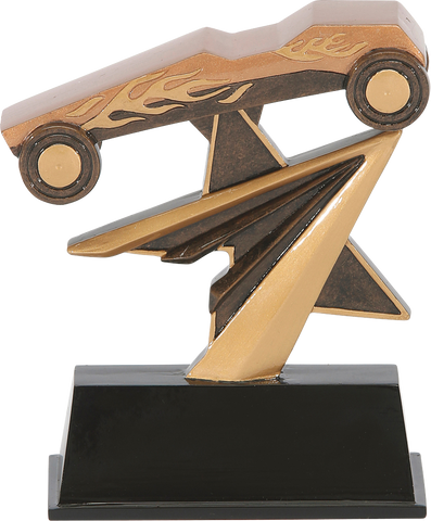 Pinewood Derby Star Power Sport Series P