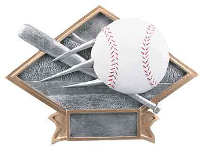 Baseball Diamond Plate Series J
