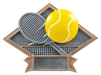 Tennis Diamond Plate Series J