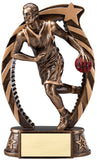 Basketball Male Running Star Series M