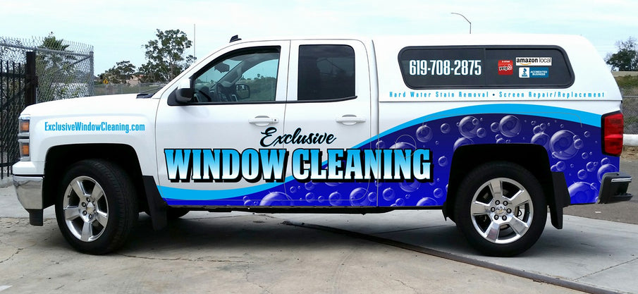 Tips on Quick Window Cleaning