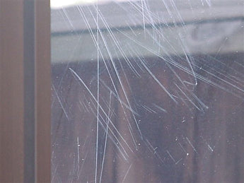 scratch removal, acid removal, graffiti removal for windows