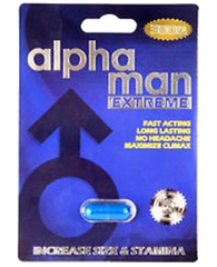 Review of Alpha Man Extreme pills