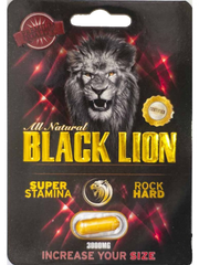 Black Lion Pills Review