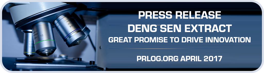 PRESS RELEASE ON RESEARCH FROM IMPRESS PROVING DENG SEN FICTITIOUS