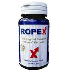 Review of ropex ingredients and whether ropex pills work