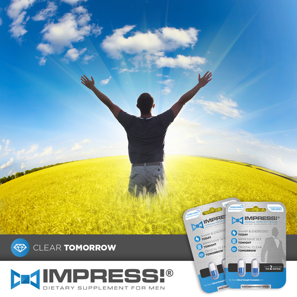 IMPRESS 1600 is the best hangover cure with 9 ingredients studied as antiinflammatories