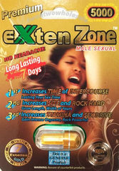 Example of Exten zone 5000
