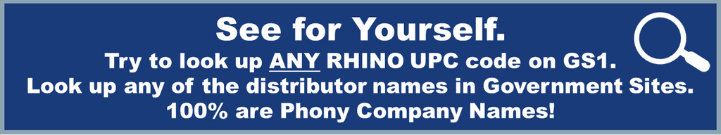 Rhino pill review facts show that none of the Chinese male enhancement pills are legit.