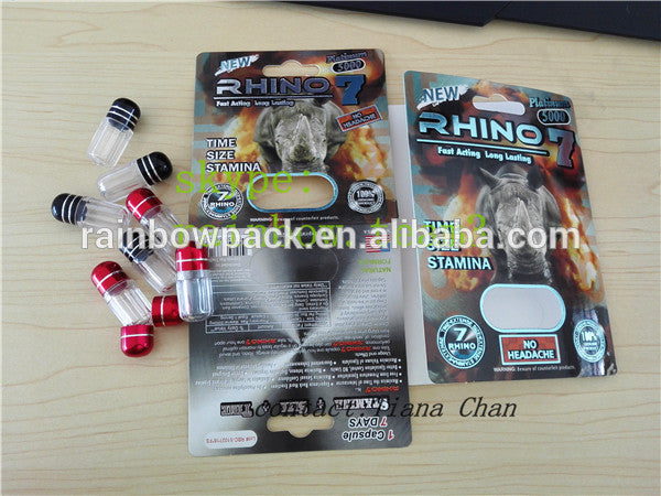 Example of Rhino 7 packaging from China