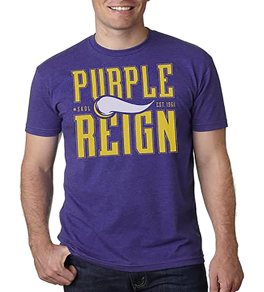 Purple Reign - Purple T-Shirt