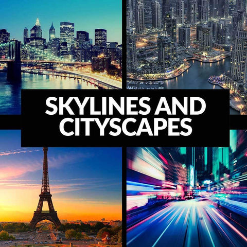 Skylines and Cityscapes