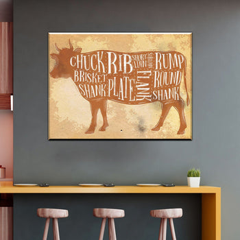 Beefy Love Canvas Set