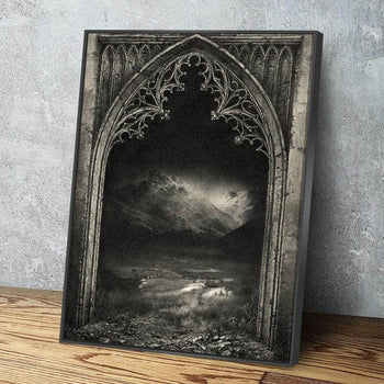Ancient Gateway Canvas Set
