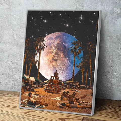 Hunting 5 Piece Canvas Set