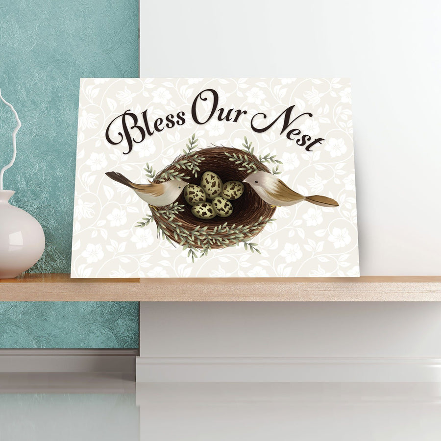 Bless Our Nest 11 x 14 Canvas Set
