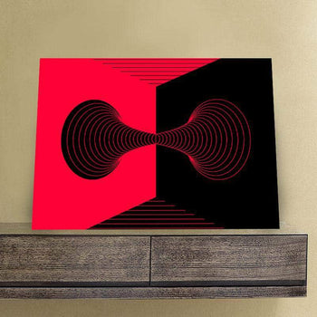 Dual Reality 11 x 14 Canvas Set