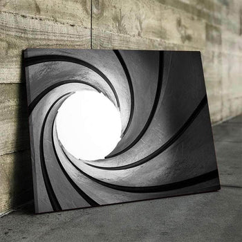 Staring Down The Barrel Canvas Set