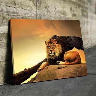 Beast of the Sky Canvas Set