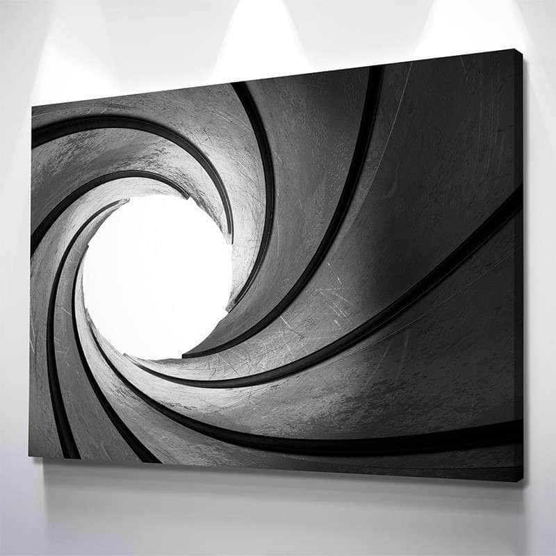 Staring Down The Barrel Canvas Set Canvas Freaks