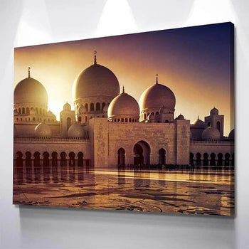 The Grand Mosque Canvas Set