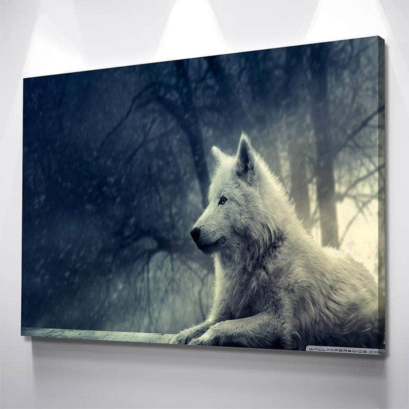 Wolf Gaze Canvas Set