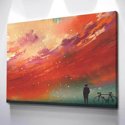 Starry Gaze Canvas Set