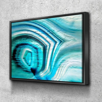 Turquoise Agate Canvas Set