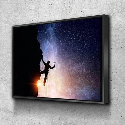 Starry Rock Climb Canvas Set