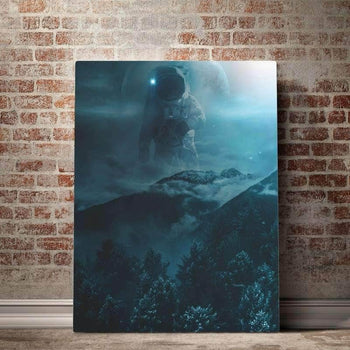 Galactic Presence Canvas Set