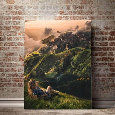 Sky Terrace Canvas Set