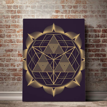 Tri Sacred Canvas Set