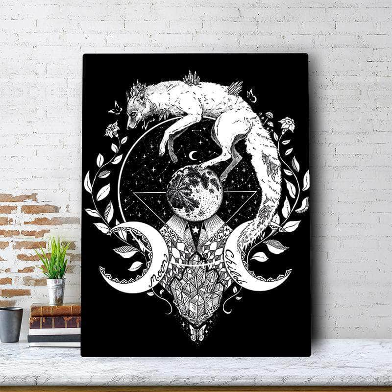 Moon Child Canvas Set
