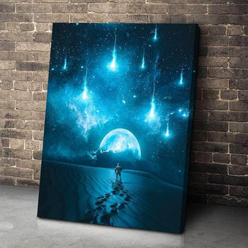 Starfall Canvas Set