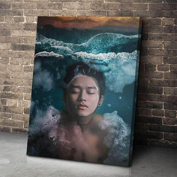 Submerged Canvas Set