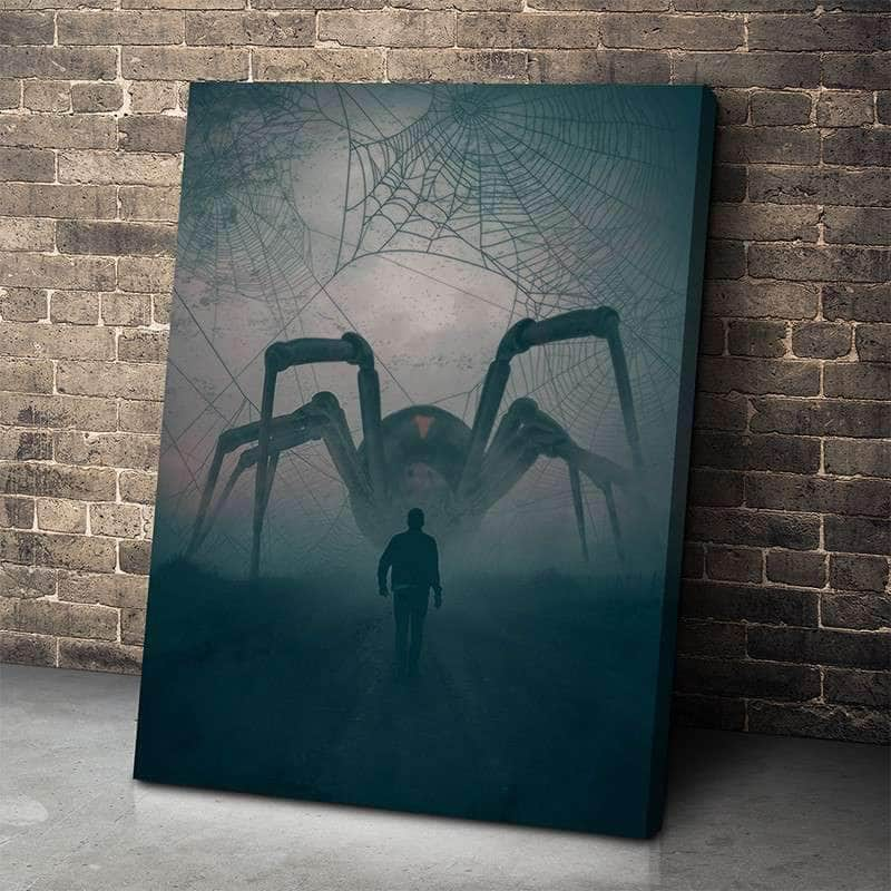 The Dark Web Canvas Set