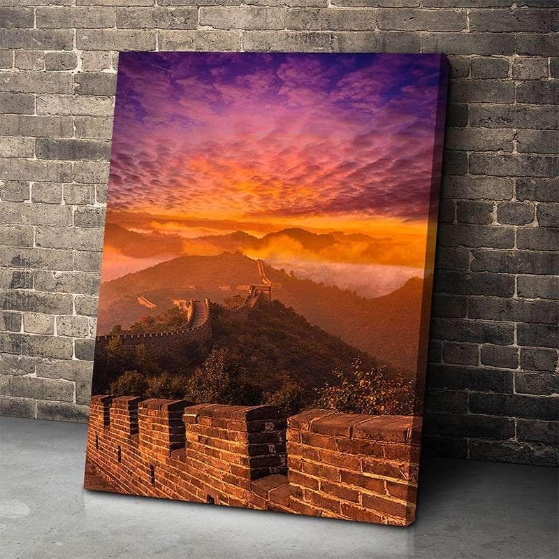 The Great Wall Canvas Set