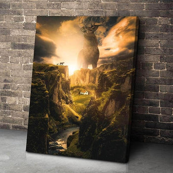 Watch Over Us Canvas Set