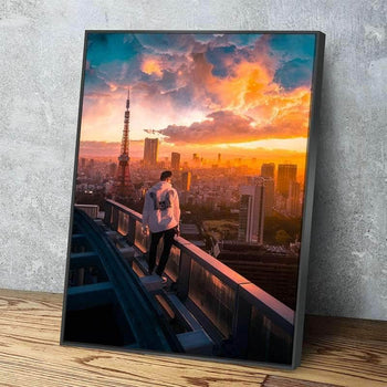 Daylight Arrival Canvas Set