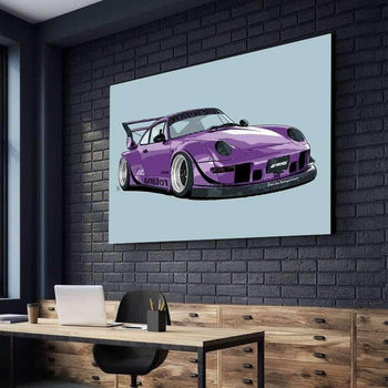 RWB Rotana Canvas Set
