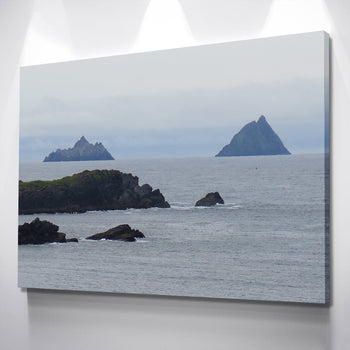 Irish Waters Canvas Set