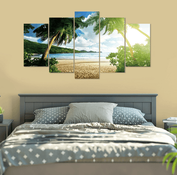 Summer Time Canvas Set