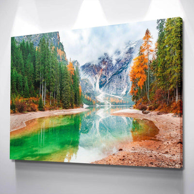 Beautiful Alpine Canvas Set