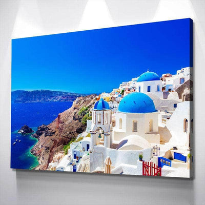 Santorini 5 Piece Canvas Set