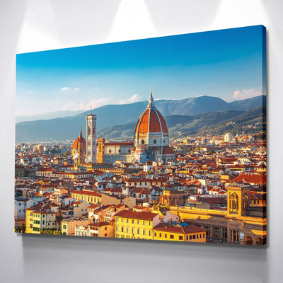 Florence Cathedral Canvas Set