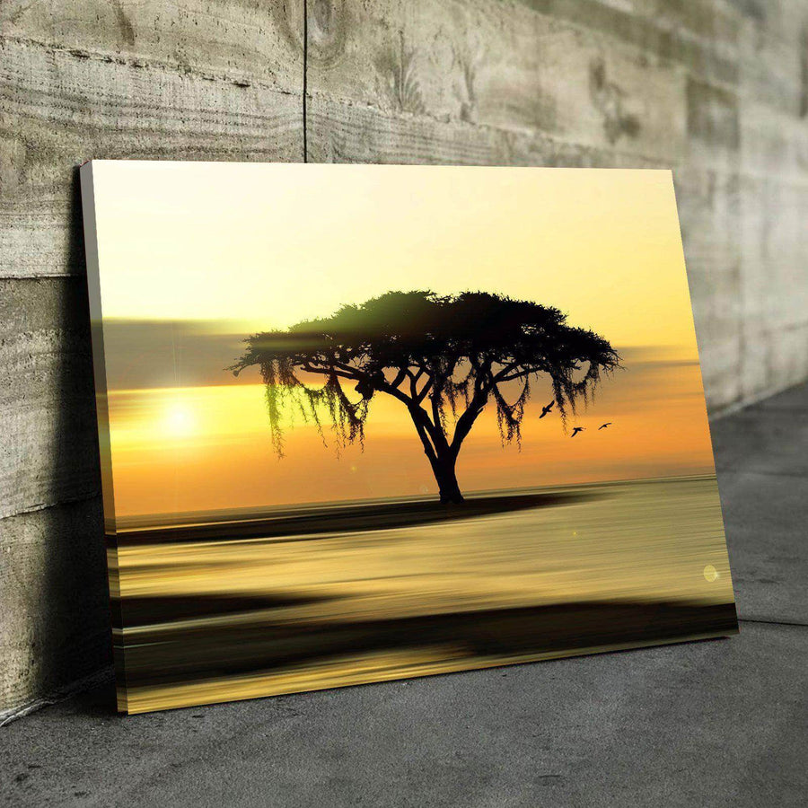 The Last Tree Canvas Set