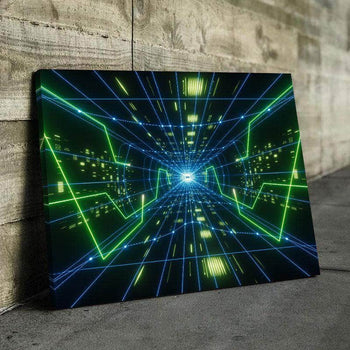 Hyper Drive Canvas Set