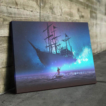Dreamship Canvas Set