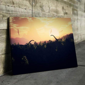 Lost Kingdom Canvas Set